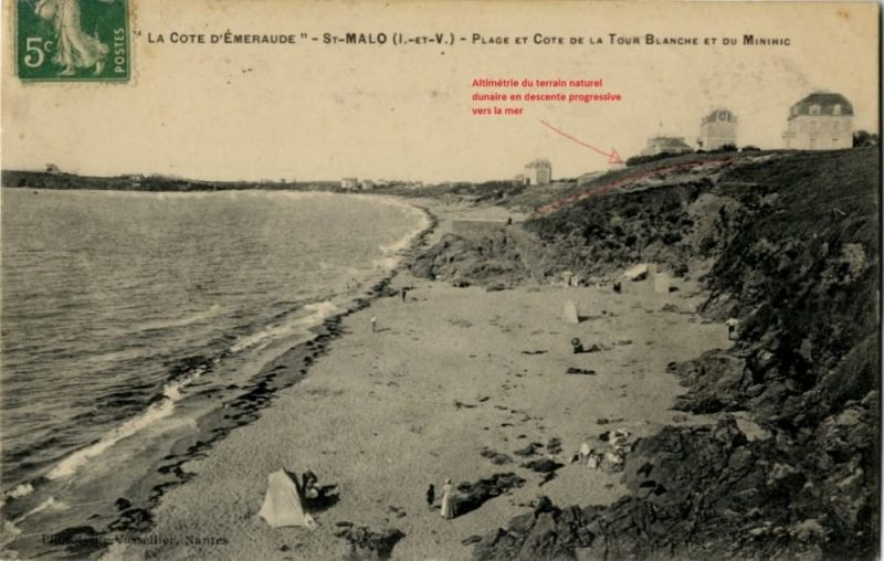 Carte postale années 1920-30