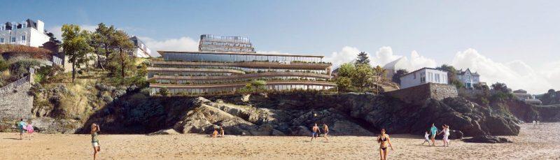 Hôtel 5* & thalasso vue de la plage – Novembre 2016