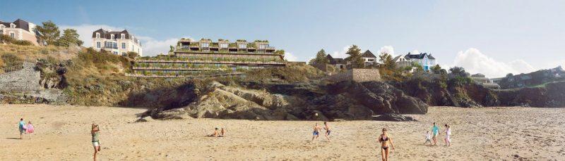 Hôtel 5* & thalasso vue de la plage – Janvier 2019
